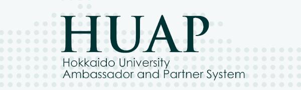Hokkaido University Ambassador and Partner System