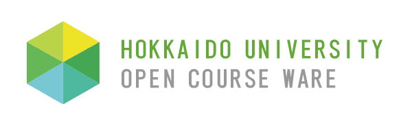 Hokkaido University Open CourseWare (HU-OCW)