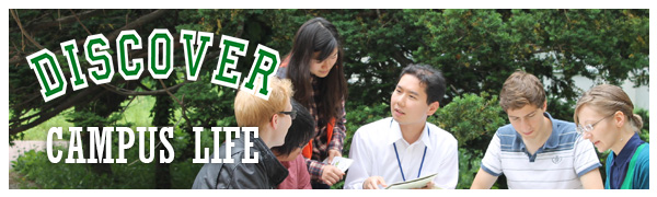 Discover Campus Life