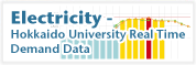 Electricity - Hokkaido University Real Time Demand Data