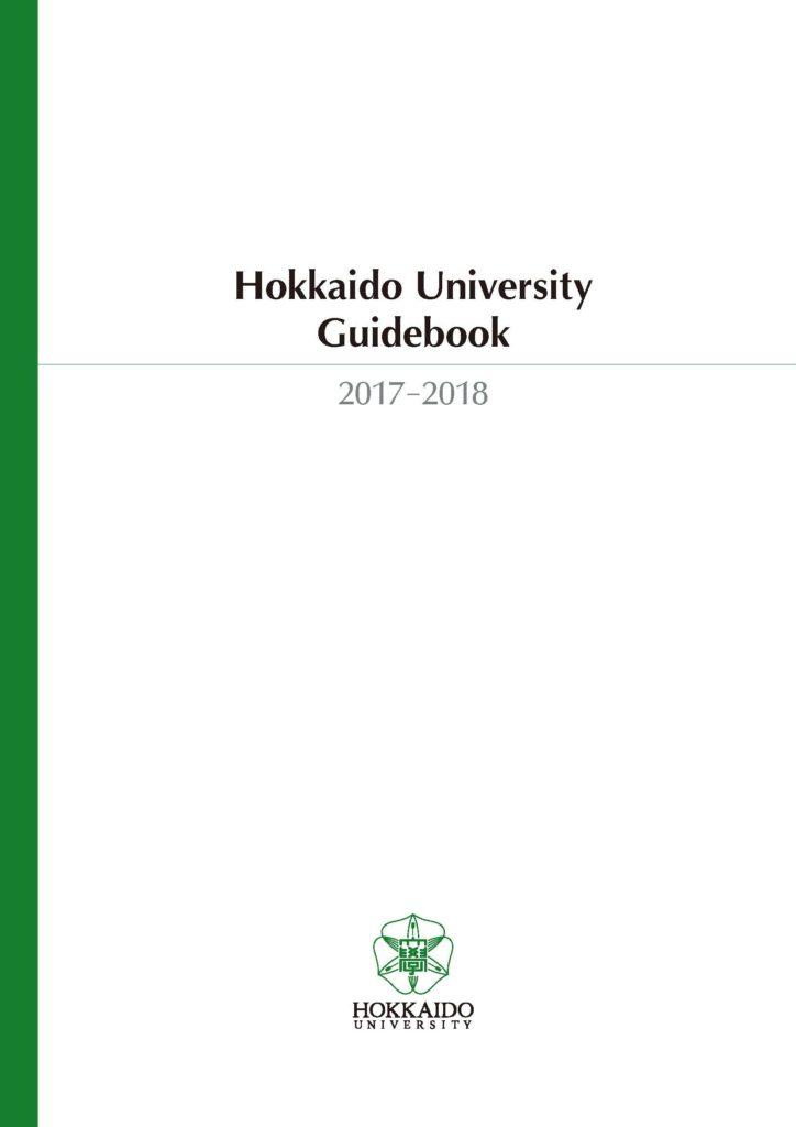 Hokkaido University Guidebokk 2017-2018