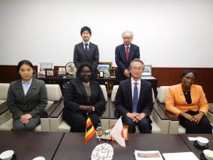 10.27ウガンダ共和国大使