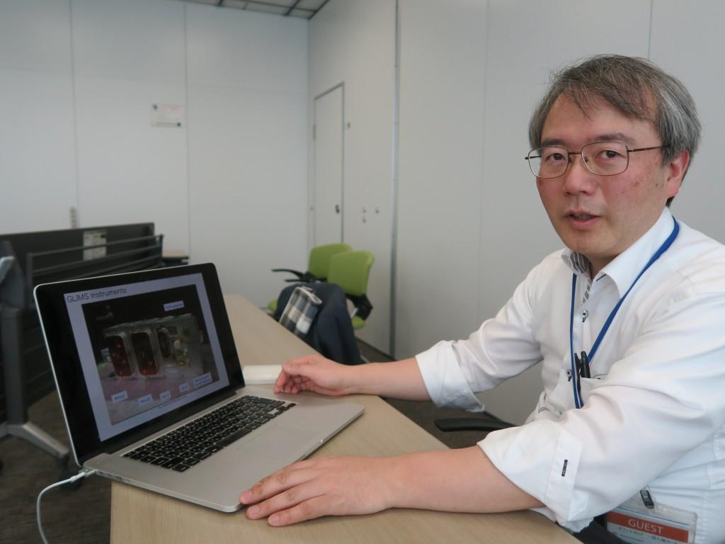 Dr. TAKAHASHI Yukihiro, Hokkaido University