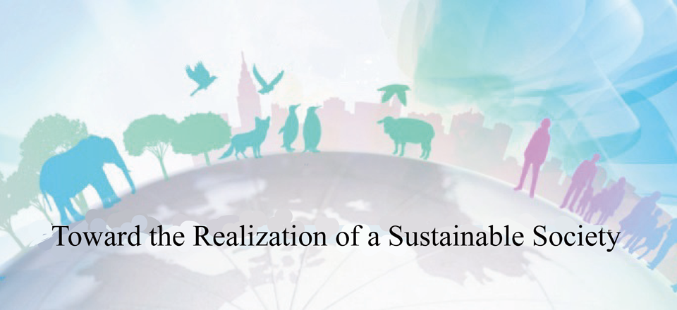 Contribution to a Sustainable Society