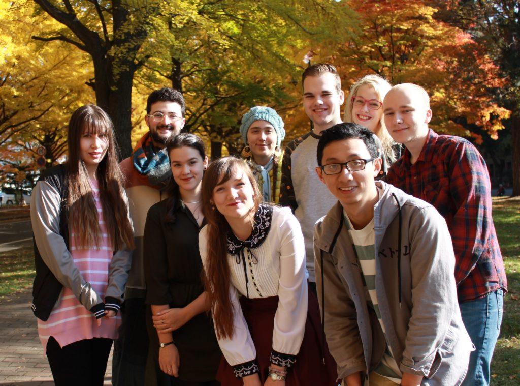 MJSP students