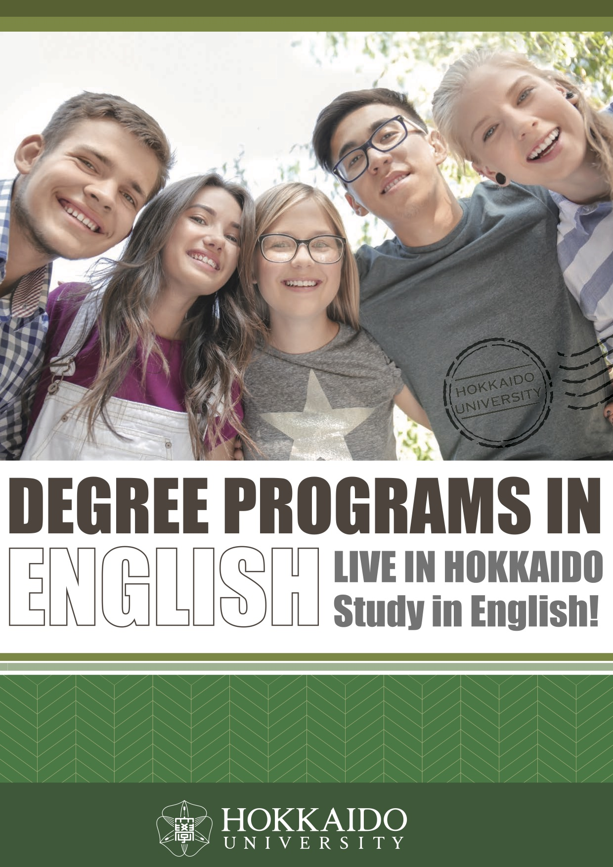 Degree Programs in English 2018