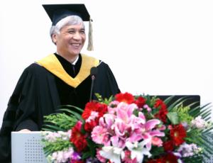 President Ding Zhongli