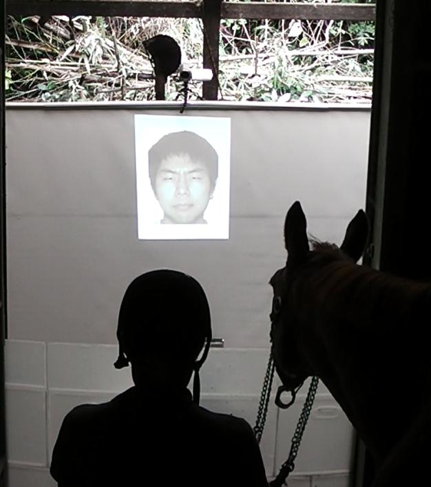 Zdjęcie wykonane przez Kosuke Nakamura w trakcie eksperymentu