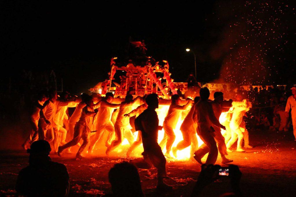 Fire Walking Ritual