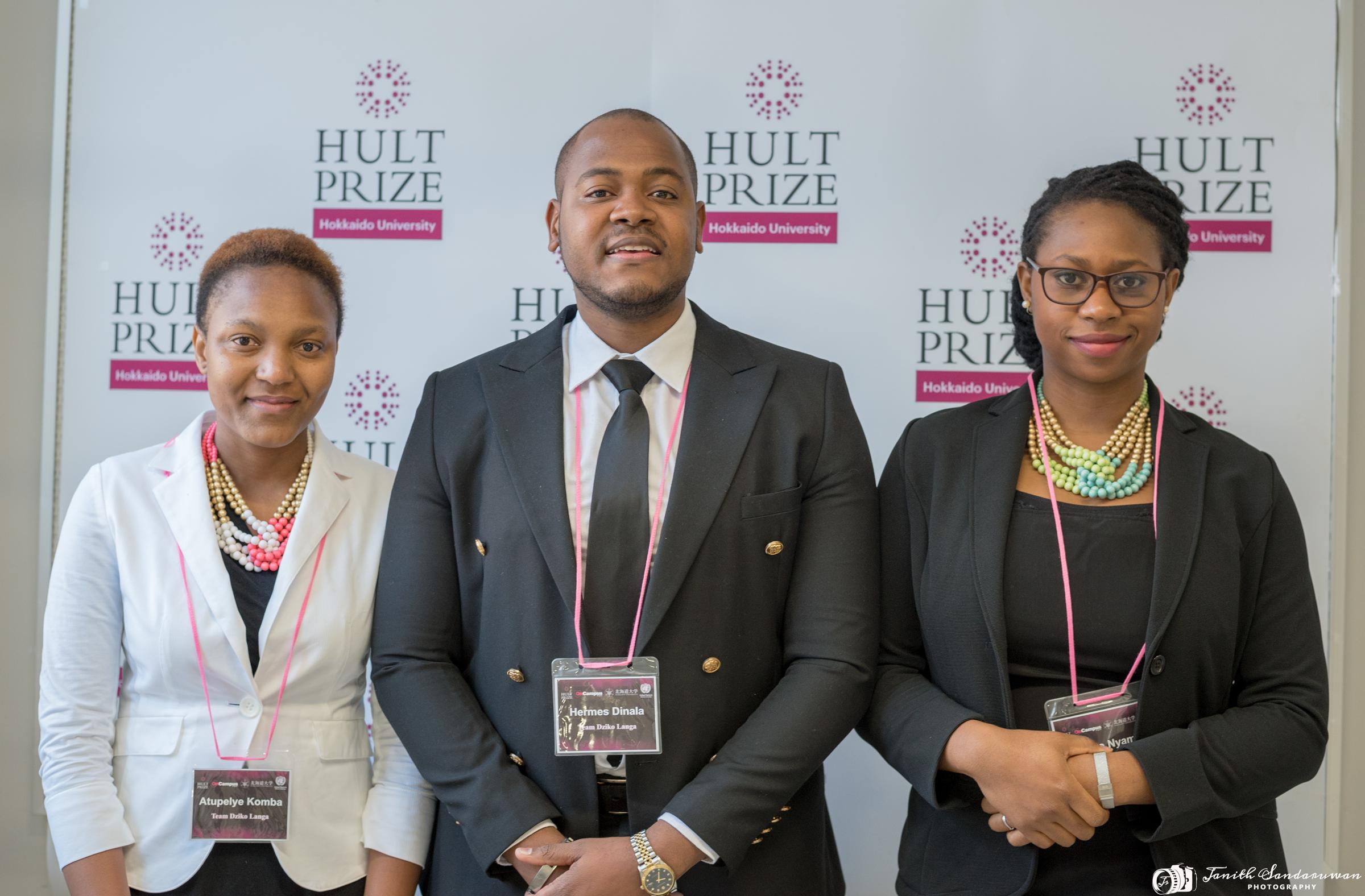 Top aspiring entrepreneurs selected at Hult Prize Campus