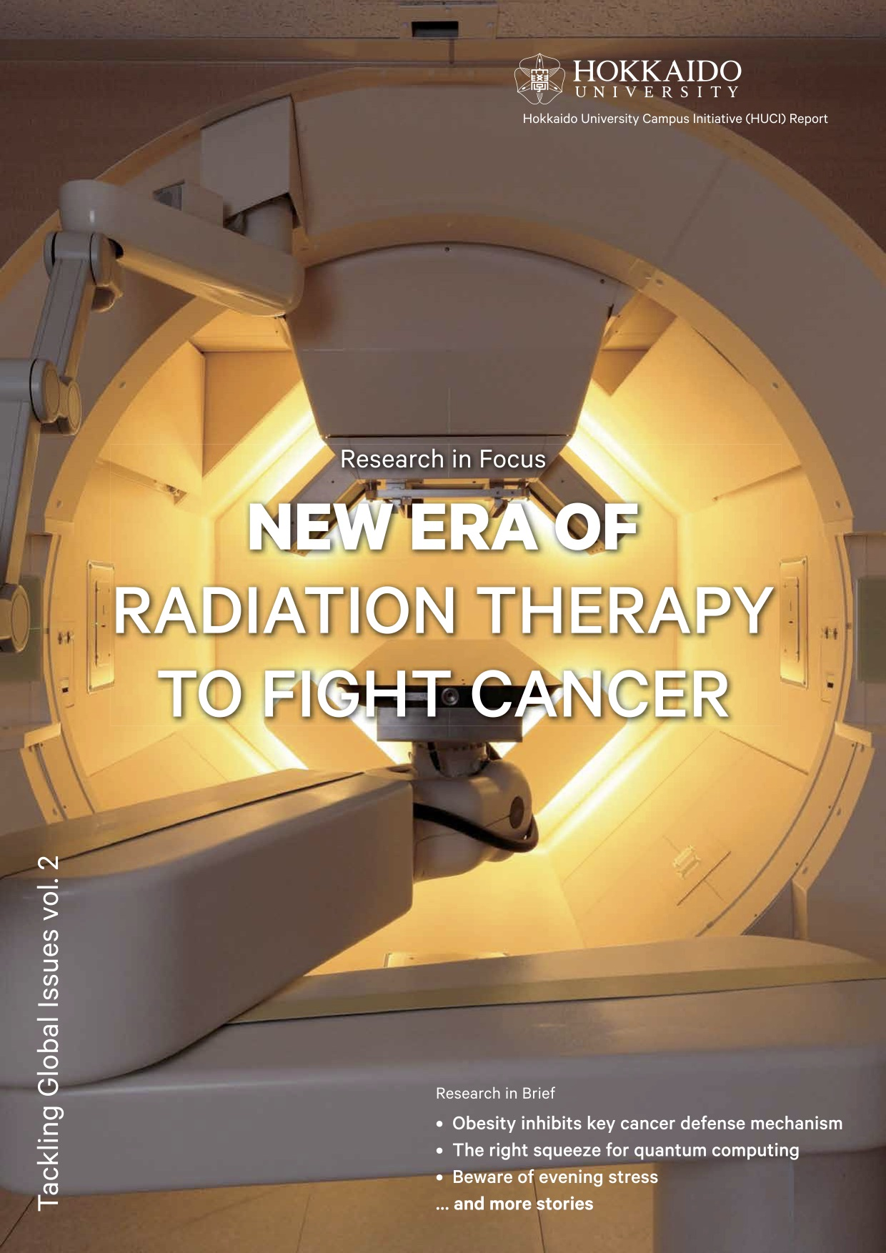 New Era of Radiation Therapy to Fight Cancer