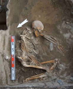 The woman buried with hunting tools could have been a leader 1,500 years ago.
