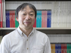 Professor Yasuhiro Kawabata, Department of Psychology