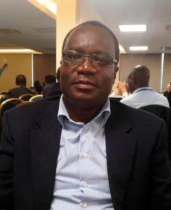 Dr. Bernard Mudenda Hang'ombe
